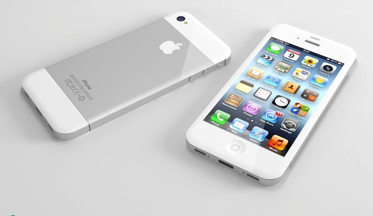 Прототип iPhone 5