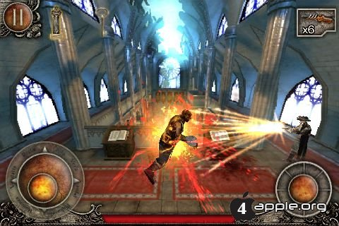 Vampire Origins LITE - ван Хельсинг для iPhone, iPad и iPod Touch