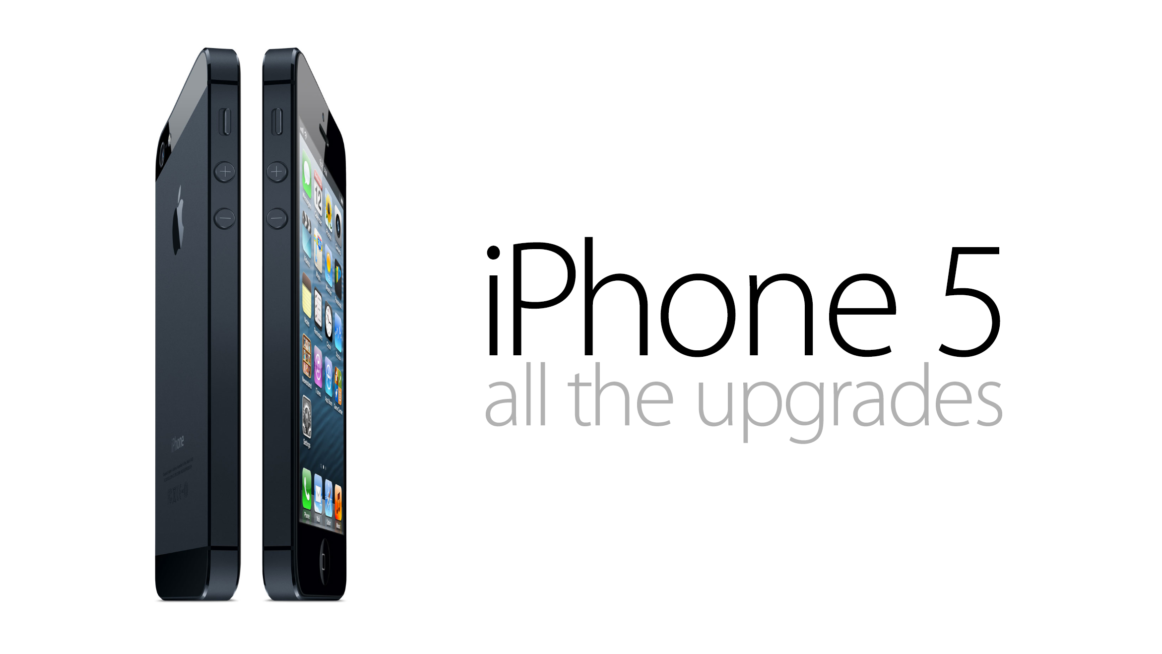 Презентация Apple iPhone 5