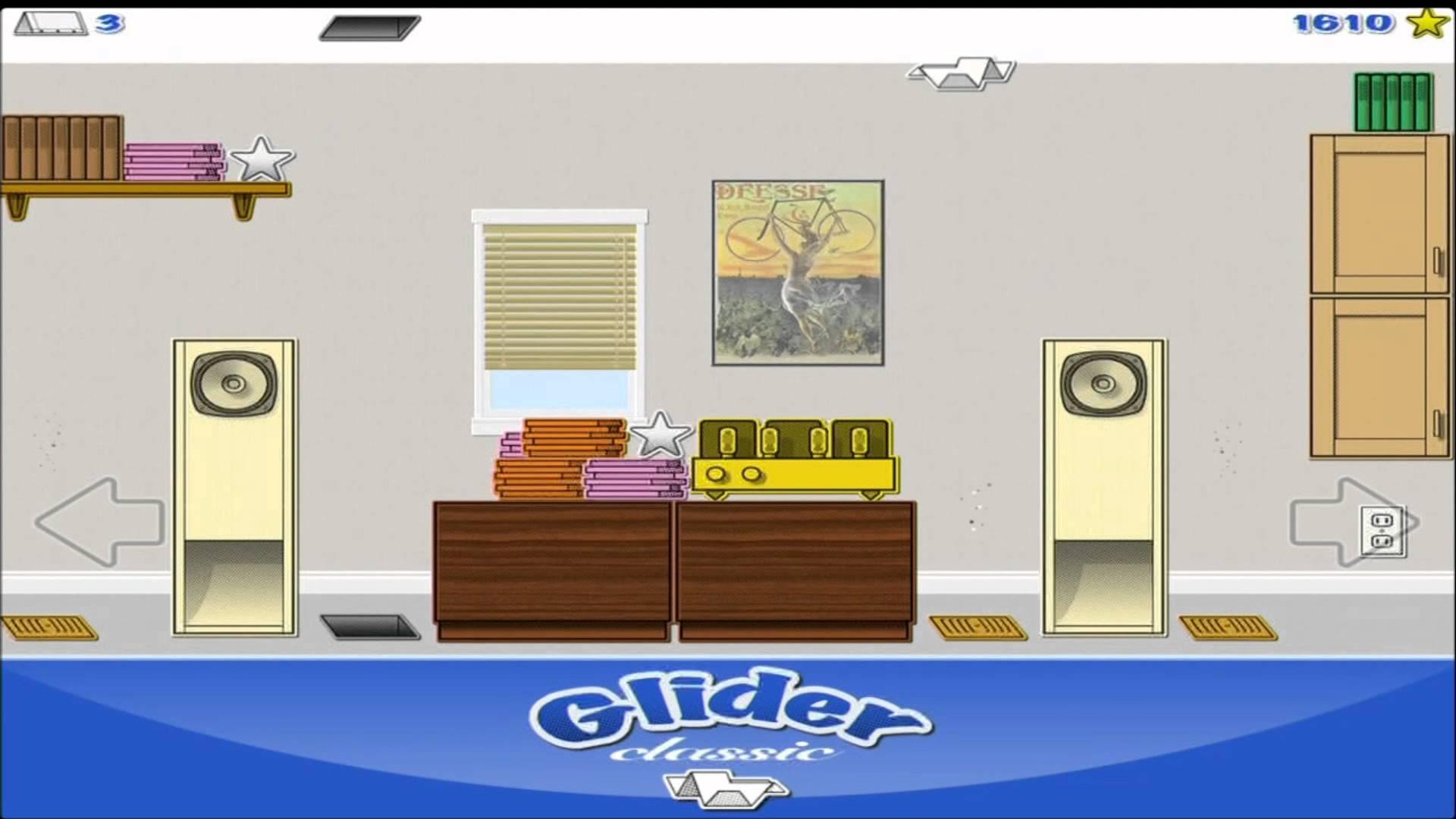 Приложение Glider Classic