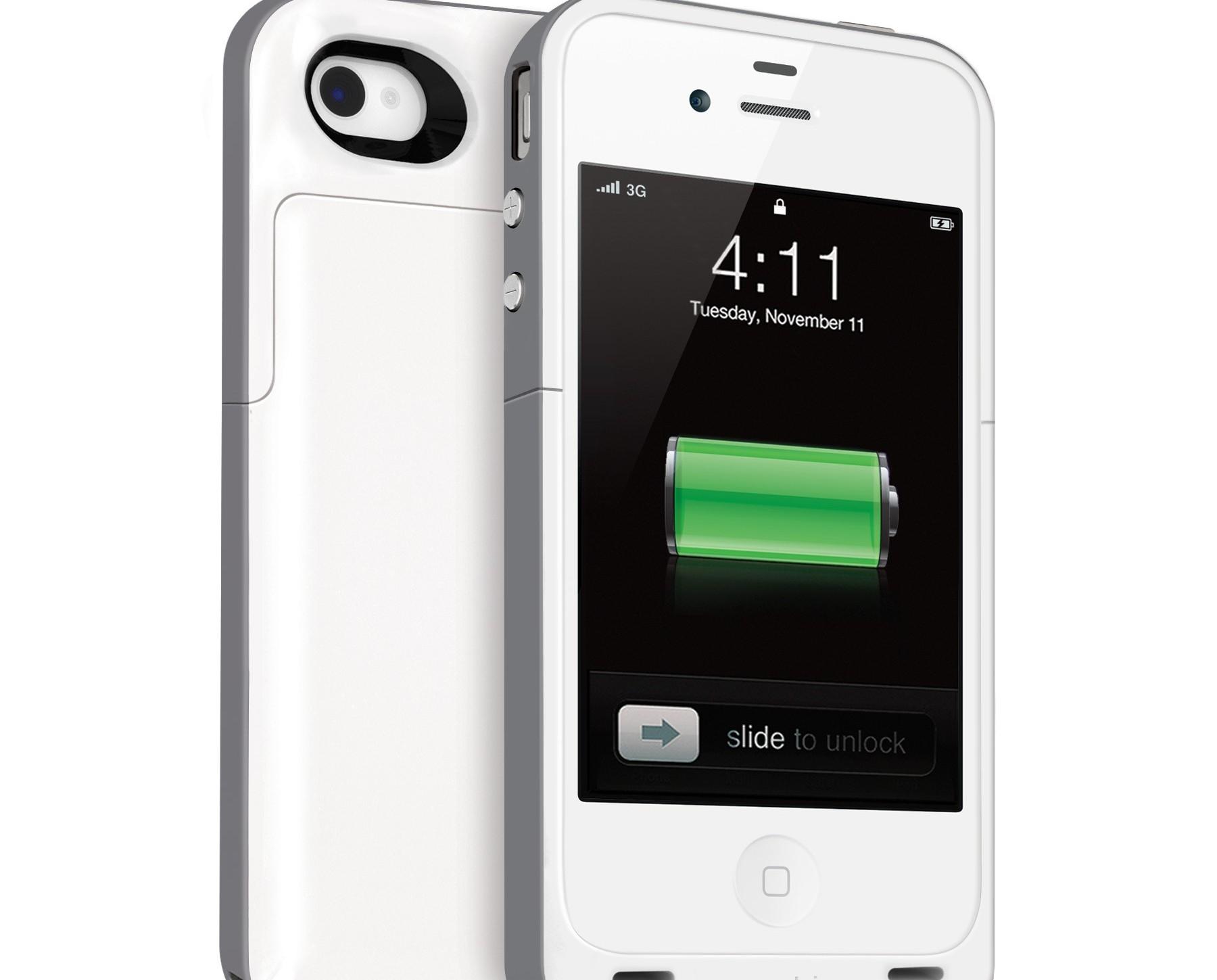 Батарея в iPhone 4S