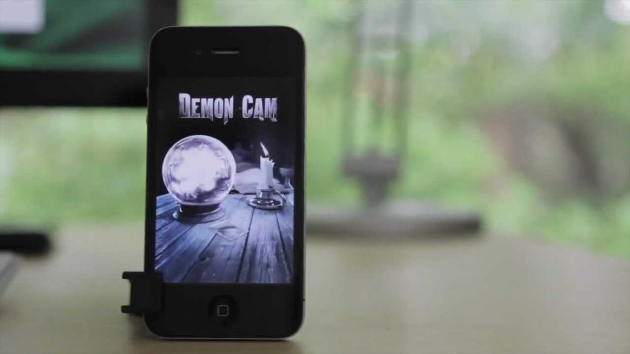 Приложение Demon Cam