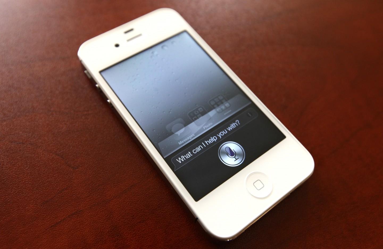 Siri на iPhone 4