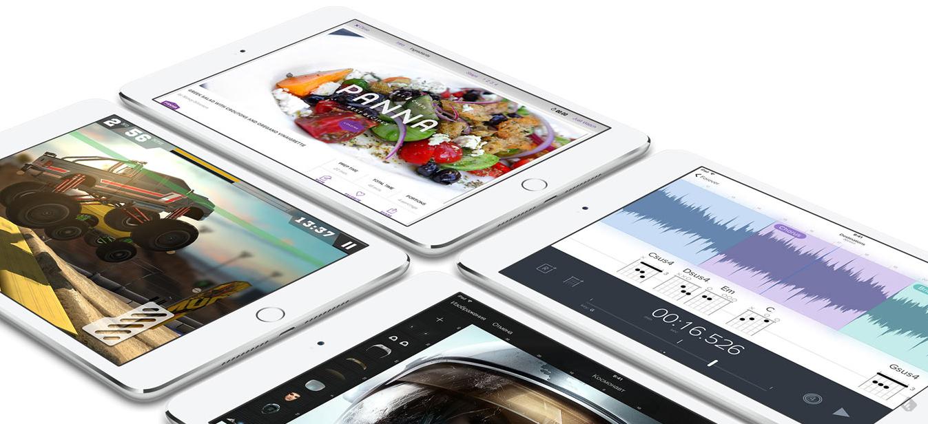 Анонс iPad 3