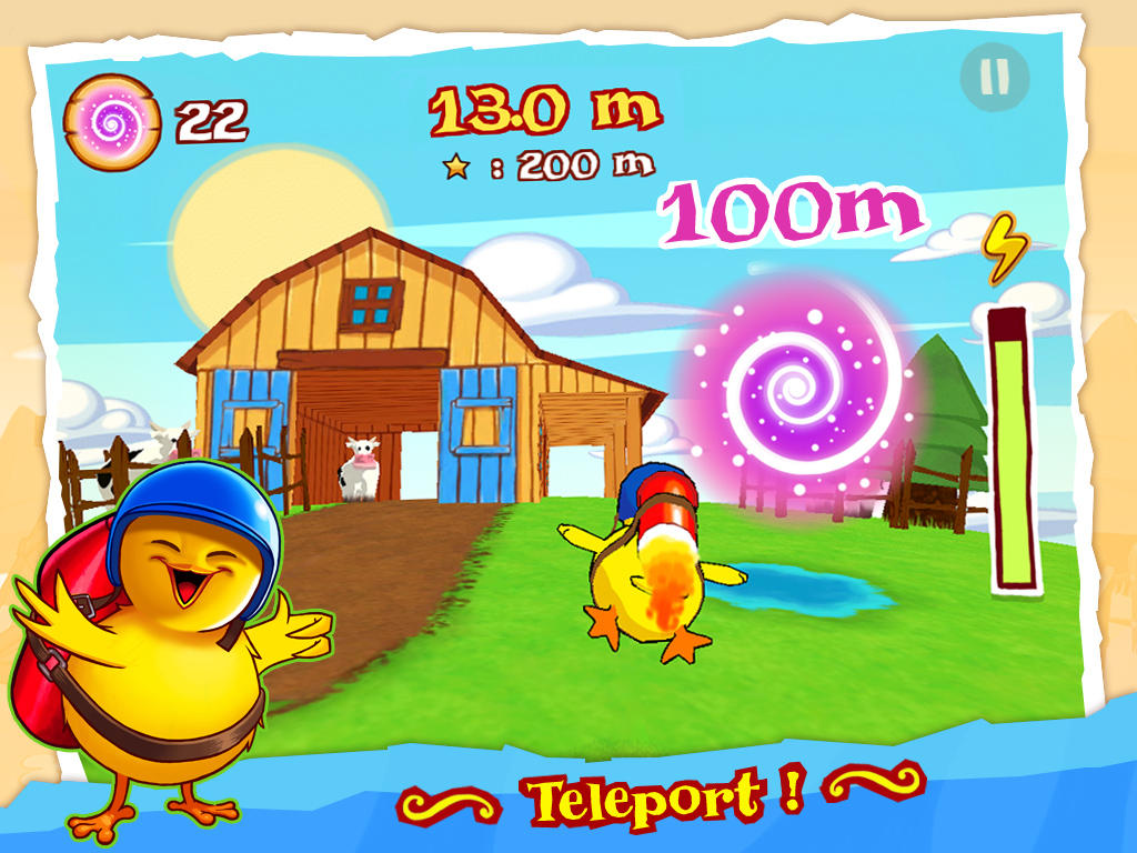 Игра RocketBird World Tour