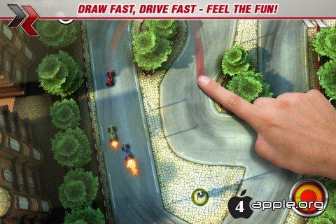 Обзор игры DrawRace 2
