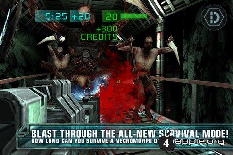 Игра Dead Space - Территория некроморфов