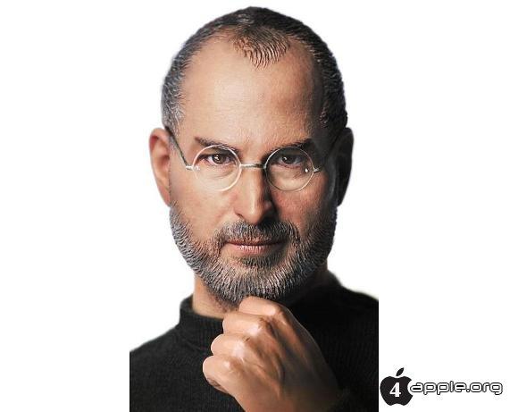 Игрушечный Стив Джобс