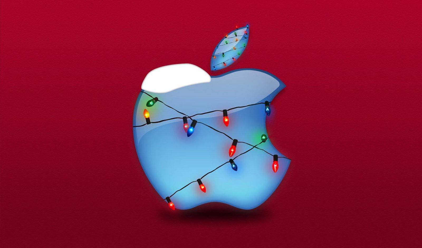 Рождество Apple