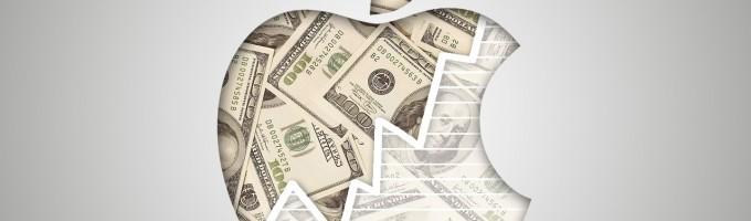 Apple деньги