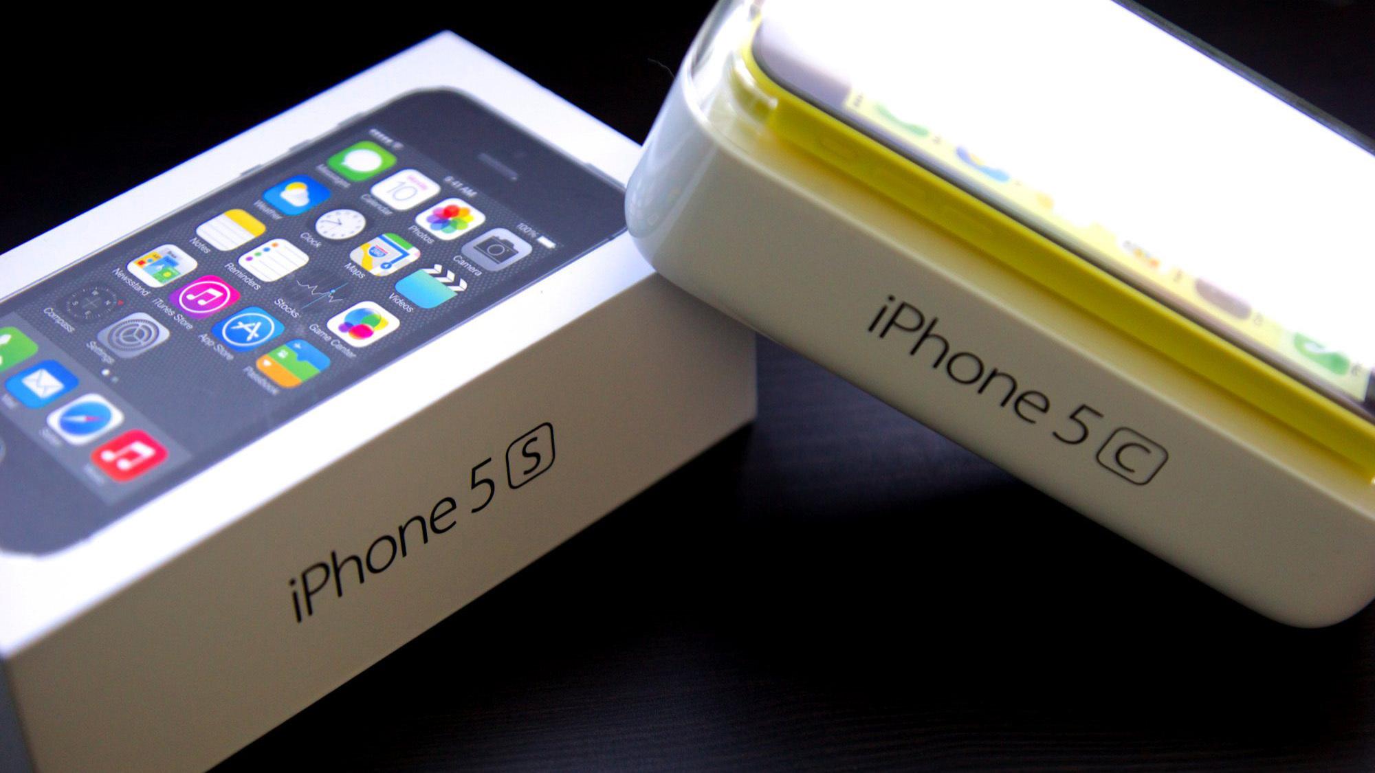Сенсорная панель нового поколения в iPhone 5