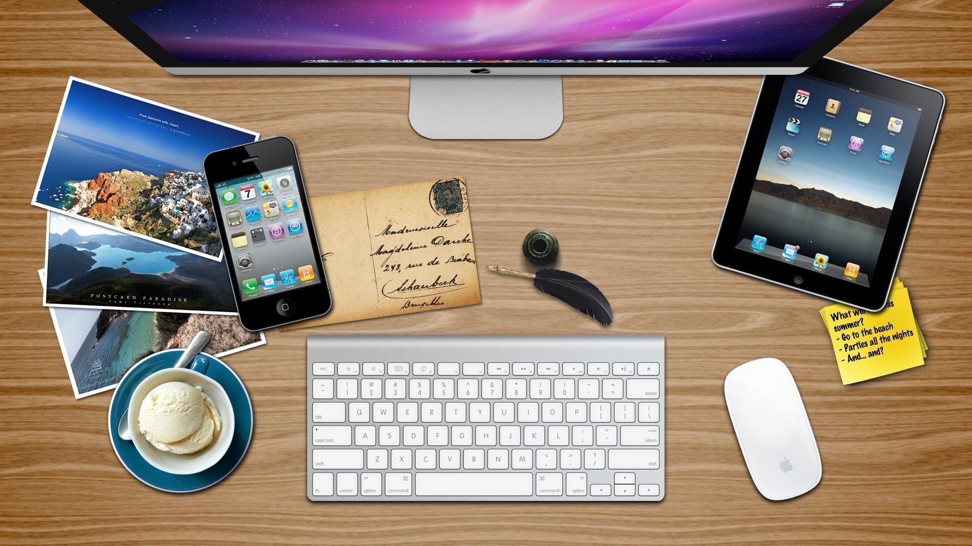 фото с iPhone на компьютер