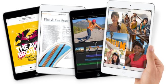 iPad mini Retina - планшет, который ждали с нетерпением