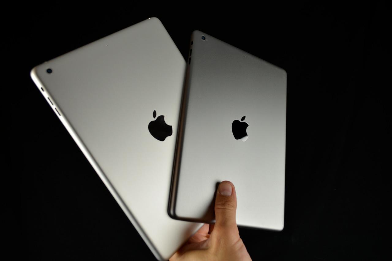 iPad mini в цвете Space Gray