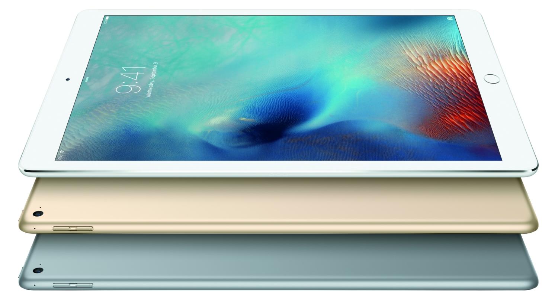 12,9 дюймового iPad