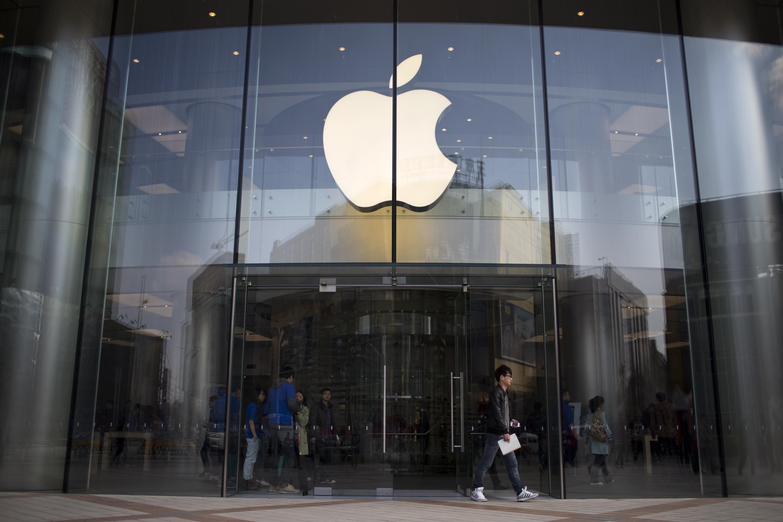 Поставщики Apple