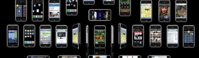 Много телефонов