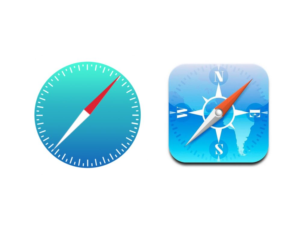 Safari iOS 7