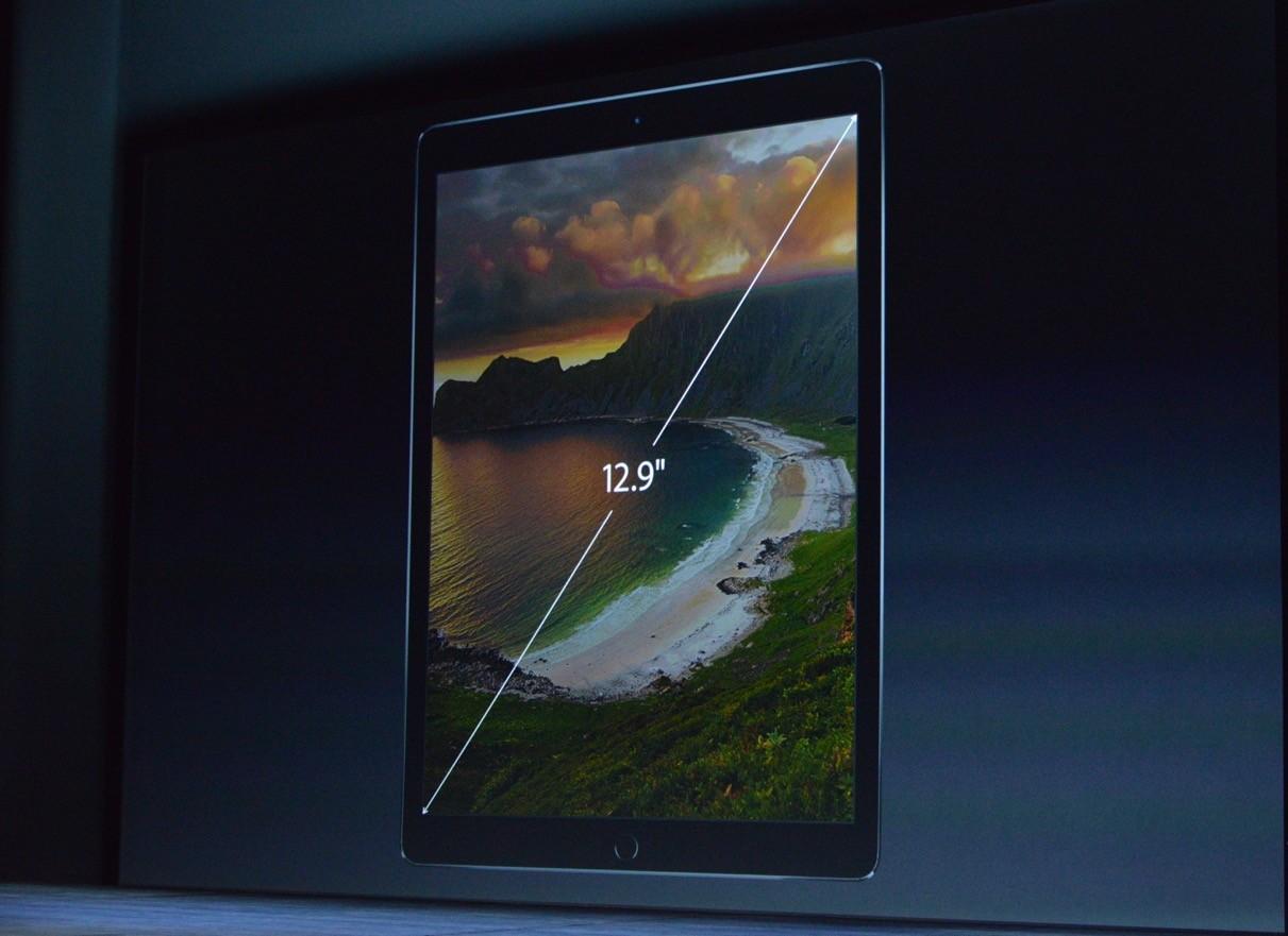 iPad Pro с экраном 12,9