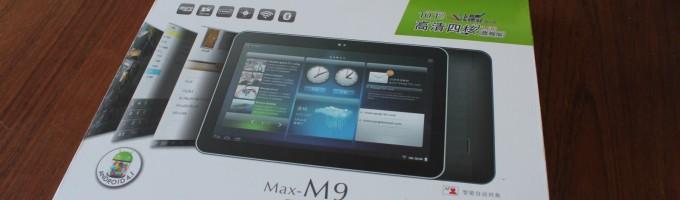 Планшет Max-M9