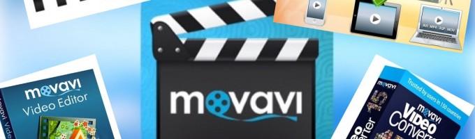 Программы для обработки видео от Movavi