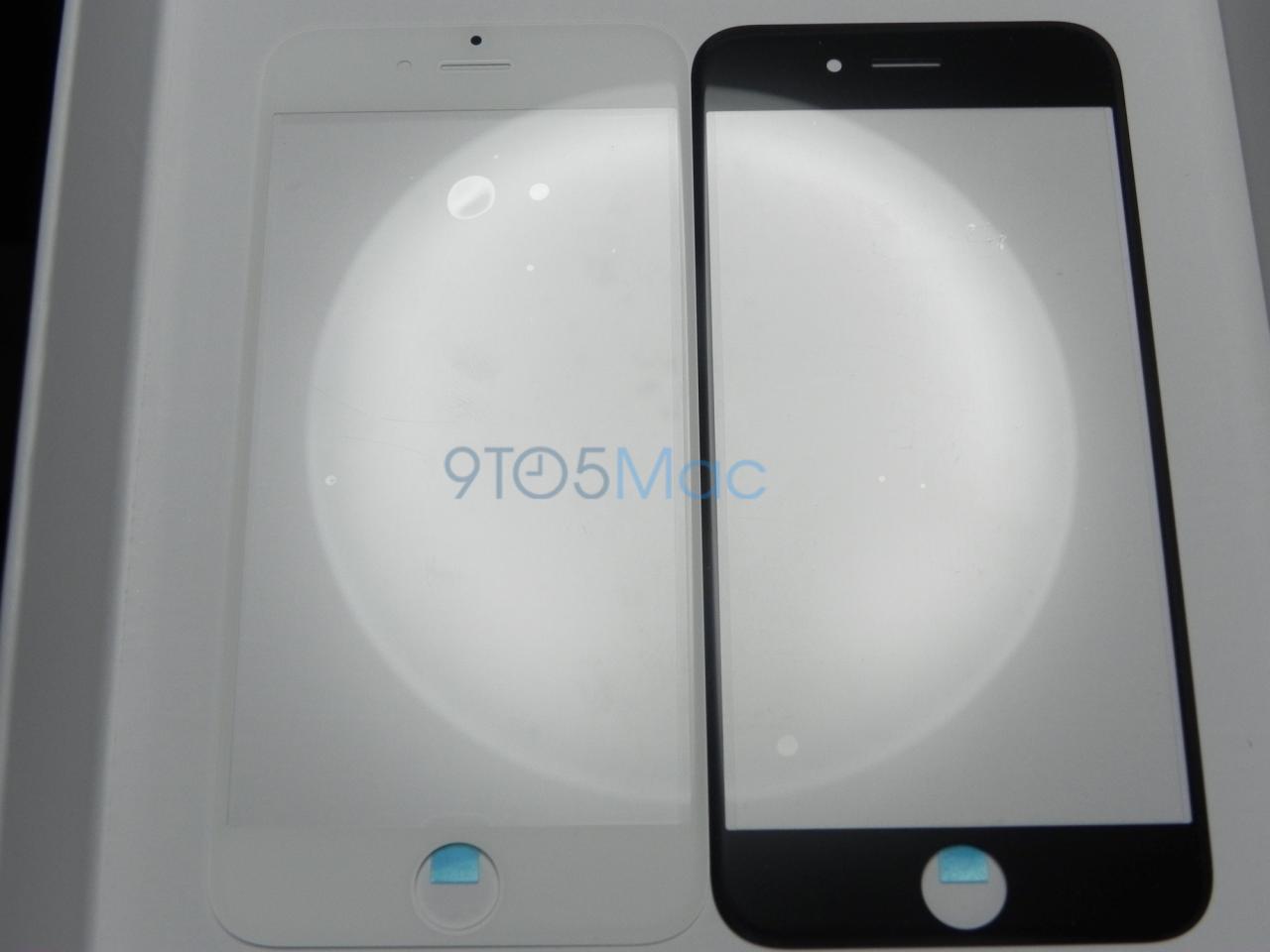 снимки передней панели iPhone 6