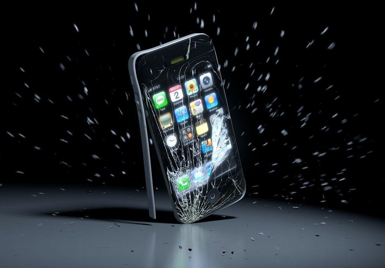 сломался iPhone