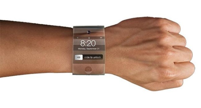 новинка от Apple часы iwatch
