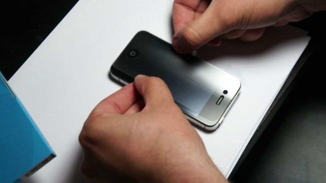 защитная пленка для смартфона