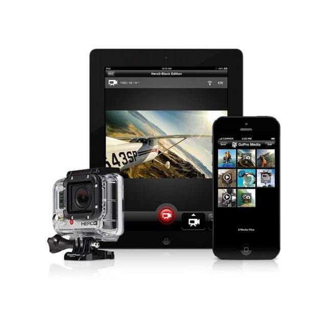 камера GoPro и устройства Apple