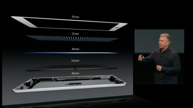 из чего состоит iPad Air