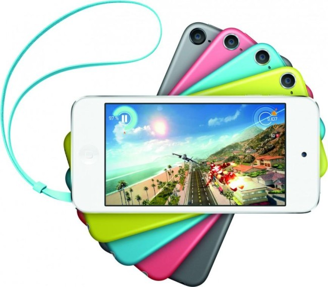 Бюджетная модель плеера iPod touch на 16 ГБ