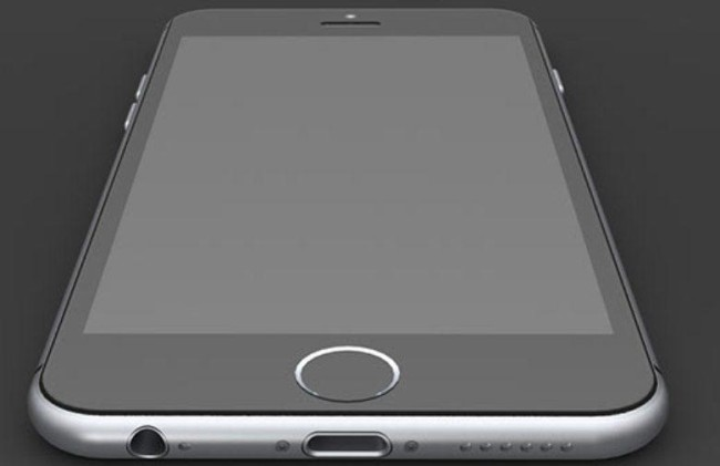 Нижняя грань iPhone 6