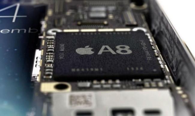 Новейший процессор A8 от Apple