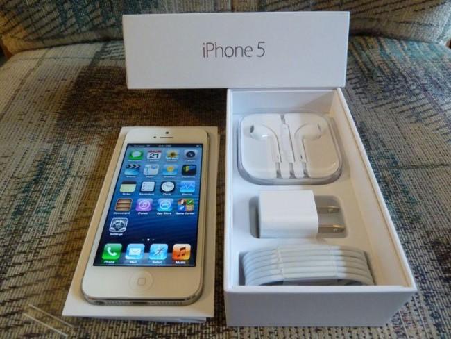 комплектация iphone5
