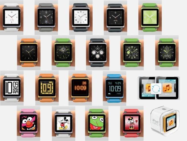 дизайн Apple Watch
