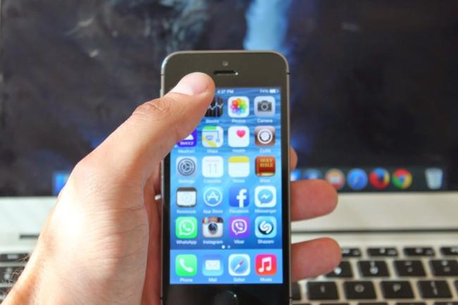 приложения на iOS 8