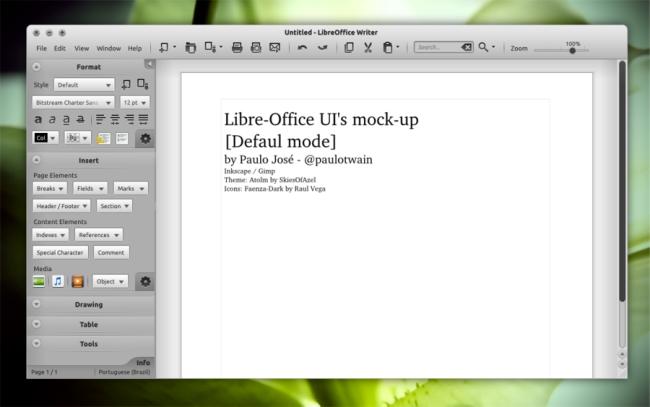 LibreOffice для OS X