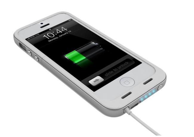 энергосбережение iPhone 5s