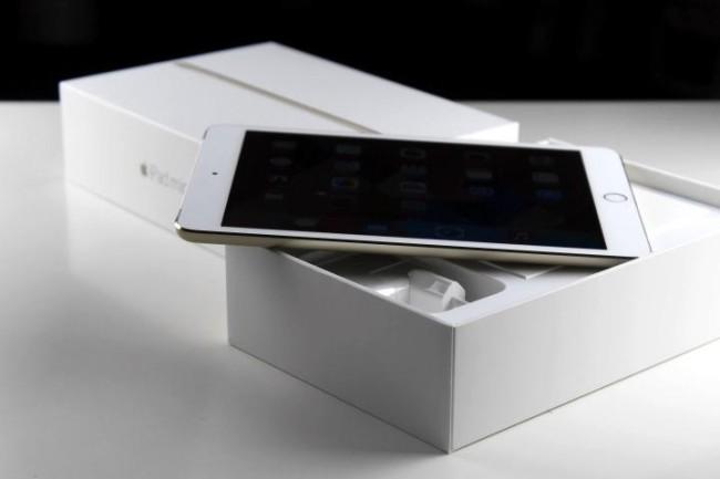 Выводы по iPad mini 3