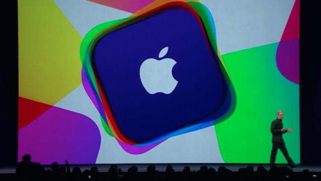 Apple конференция