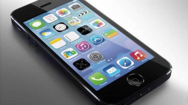Кнопка Home на iPhone