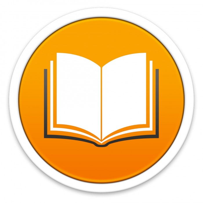 Логотип iBooks