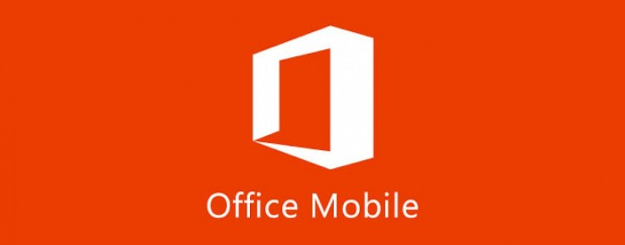 Логотип Microsoft Office Mobile