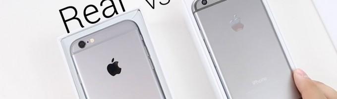 Как отличить подделку iPhone 4s