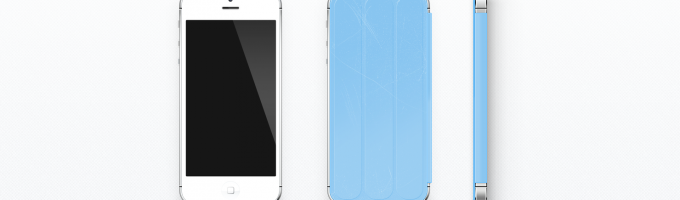Smart Cover для iPhone