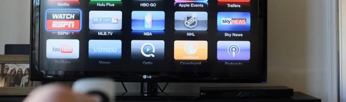Установка и подключение Apple TV своими руками