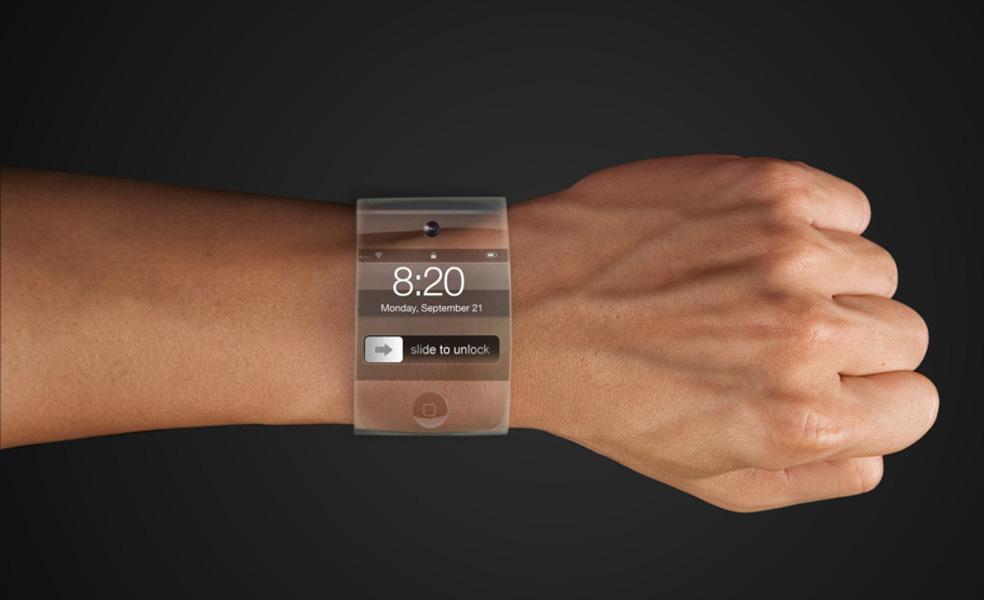 Новый патент Apple поможет сделать iWatch тоньше?