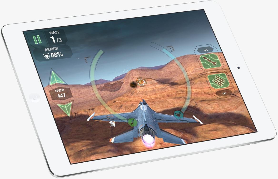 Новый iPad Air от Apple — подробности