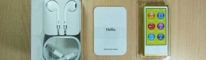 Обзор iPod Nano 7G